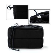 Camera Insert Bag Protect Package Case Partition Padded for DSLR SLR Lens LF677