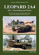 TANKOGRAD 5083 Leopard 2A4 Teil 1 - Entwicklung und Einsatz