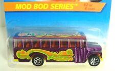 Hot Wheels 1996 School Bus Mod Bod Series #397  Combine Shipping
