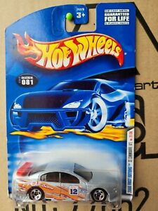 HOT WHEELS 2000 - HOLDEN COMMODORE SS VT [SILVER] CARD VARIATION VHTF EXCELLENT