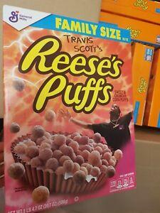 Travis Scott`s Reese`s Puffs Family Size (MHD abgelaufen)