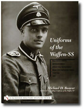 Uniforms of the Waffen SS Vol. 1 by Michael D. Beaver (2002, Hardcover) Book