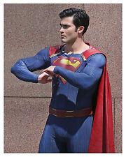 --SUPERGIRL--tv show- (Superman)--(TYLER HOECHLIN) Glossy 8x10 Photo -c-