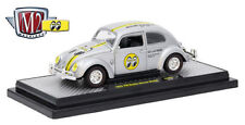 M2 MACHINES 1/24 MOONEYES VOLKSWAGEN BEETLE (01A) DIECAST CAR 40300-MOON-01A