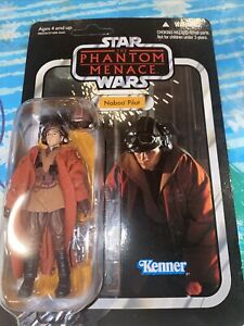 Hasbro Star Wars: Phantom Menace - Vintage Collection: Naboo Pilot (VC72) - new