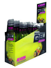 NEW ENDURA SPORTS ENERGY GEL FRUIT BURST 20 PACK