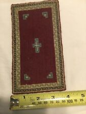 DOLLHOUSE CARPET DOLL HOUSE HAND CRAFTED HAND MADE