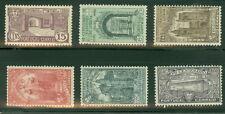Portugal #528-33 Complete set, og, Nh except $528 hinged (65¢), Vf, Scott $190.