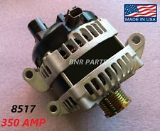 350 AMP 8517 Alternator Ford Mustang Shelby GT500 High Output HD Hairpin Perform