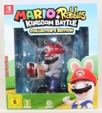 Mario + Rabbids Kingdom Battle - Collectors Edition - Nintendo Switch - NEU OVP