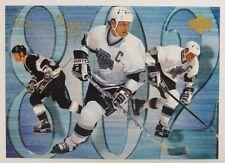 1994-95 Upper Deck Wayne Gretzky Record breaking Goal #226 Kings US#760