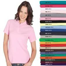 Short Sleeve Casual Polo Shirts for Women