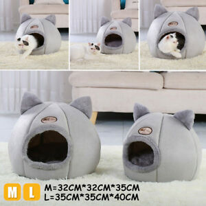 Hundehöhle Katzenhöhle Haustier Iglu Bett Portable Faltbare Hundebett Schlafsack