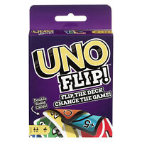 Uno Flip The Card Game NEW IN STOCK