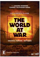 The World at War Original Version Restored Edition DVD Series R4