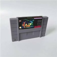 Hyper Metroid SNES Super Nintendo USA NTSC rom hack custom video game cart only