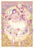 """New Doujinshi """" ROMANTIC MEMORIES """" SAKIZO Full Color Art Book"""