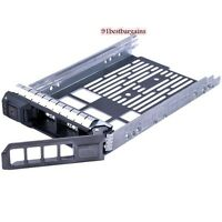 "New F238F 0F238F Dell 3.5"" SAS Tray Caddy R720 R710 R620 R610 R410 T710 T610"