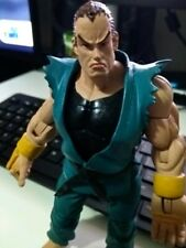 SOTA Toys Street Fighter Dan Hibiki Action Figure 2007 Exclusive