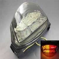 Smoke Lens Led Tail Light Brake Light Turn Signal For 2005-2006 Suzuki GSXR 1000