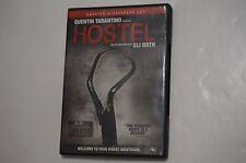 Hostel DVD (2006) Widescreen Unrated Horror Gerek Richardson Jay Hernandez