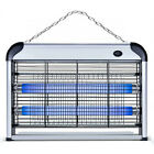 Powerful Electronic Indoor Insect Killer Bug Zapper Mosquito Fly Pest Trap Lamp photo