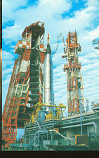 KENNEDY SPACE CENTER,FLORIDA-ATLAS-MERCURY-PRE-LAUNCH-DIFF-(SPACE-81)