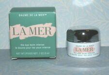 La Mer The Eye Balm Intense 3 mL / 0.1 oz  each, NIB, 100% Authentic Deluxe Size