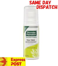 Thursday Plantation Tea Tree Sport Antiperspirant 60ml FREE EXPRESS AUST POST
