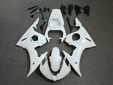 Unpainted ABS Drilled Bodywork Fairing Kit for YAMAHA YZF R6 03-04 R6S 06-09 Raw