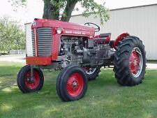 Massey Ferguson Mf85 Operations Manual 100pgs for Mf 85 Tractor Service & Repair