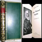 1900 POETICAL WORKS HENRY WADSWORTH LONGFELLOW FULL LEATHER POEMS POETRY SLAVERY