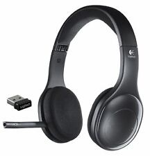 Logitech H800 Bluetooth Wireless Headset Mic PC Tablets and Smartphones unifying