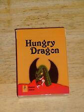 2014 Hamster Press Card Game ~ Hungry Dragon = Amazon Edition
