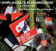John Mayall's Bluesbreakers : Live in 1967: Never Before Heard Live ***NEW***