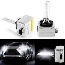 2 X D1C D1S D1R 6000K White HID Xenon Headlight Light Bulbs Lamp OEM Replacement