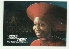 Star Trek TNG Next Generation Season 2 Embossed Chase Card S10 Guinan