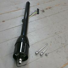 64-77 Chevy Chevelle Black 5-Position Tilt Steering Column Floor Shift A-Body GM