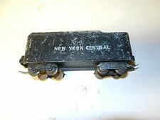 Marx DIECAST metal New York Central tender, to go with the #333 loco!