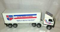 "21.5"" Vintage Tonka Semi Truck CarQuest Advertising Pressed Steel"