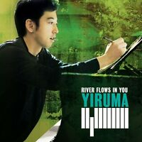 """YIRUMA """"RIVER FLOWS IN YOU-THE VERY BEST OF...""""  CD NEW+"""