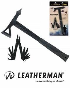 Estwing Tomahawk  Leatherman Rebar Multi-Tool Pro-Pack Set - EB-REBARC