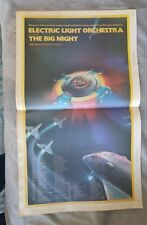 Electric Light Orchestra Original Print Ad Vintage 1978