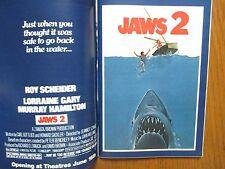 June, 1978 TV Guide(JAWS 2/ROY  SCHNEIDER/MEREDITH BAXTER BIRNEY/ROB REINER/UFOS