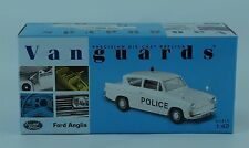Vanguards Ford Anglia Liverpool & Bootle Police VA00120 Lim. Ed. Excellent/boxed