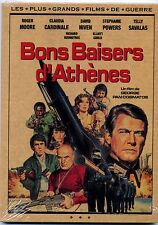 DVD - BONS BAISERS D ATHENES -Roger Moore - Claudia Cardinale - David Niven
