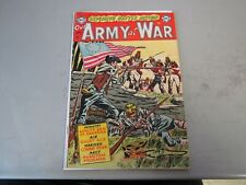 Our Army at War #13 COMIC BOOK 1953
