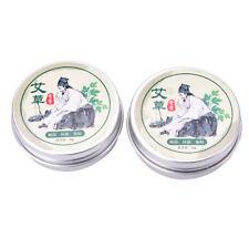Pure Herbal Moxa Cream Mugwort Acupuncture Tsao Essence Essential Massage Oil Fr
