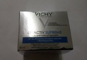 Vichy LiftActiv SUPREME Intensive Anti-Wrinkle & Firming Care~50mL~ Exp 12/21+