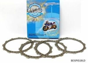 TMP Disques d'embrayage NHC SUZUKI SV 650 S / SV 650 S ABS 2003-2009
